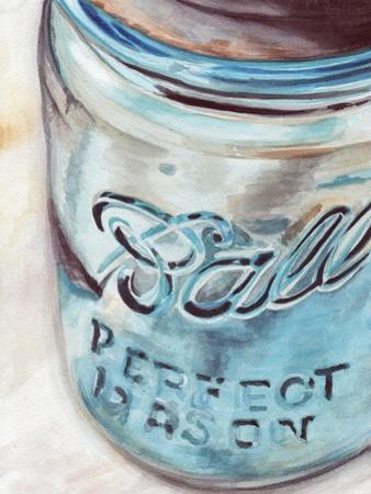 Mason Jar I by Redstreake
