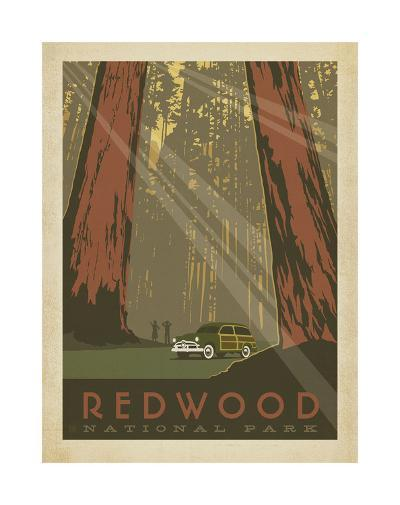 Redwood-Anderson Design Group-Art Print