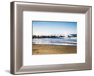 Reef in the Distance II-Emily Navas-Framed Photographic Print
