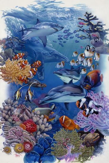 Reef-Tim Knepp-Giclee Print