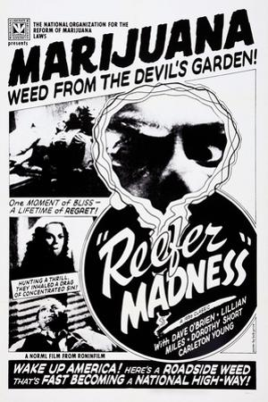 Reefer Madness, Dorothy Short, Kenneth Craig, 1936