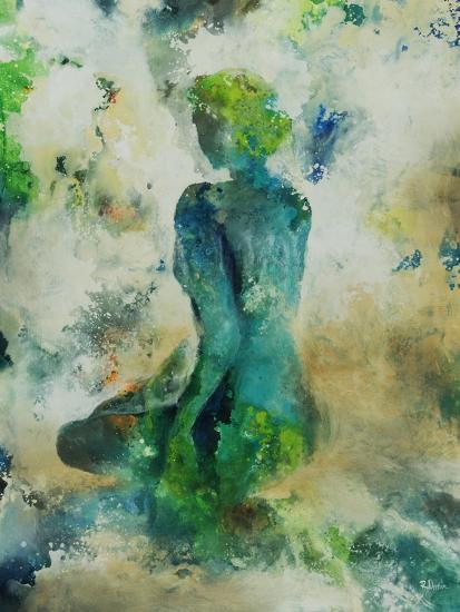 Reflection Form-Rikki Drotar-Giclee Print