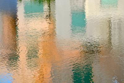 Reflection on the Iowa River No. 2-Ulpi Gonzalez-Photographic Print