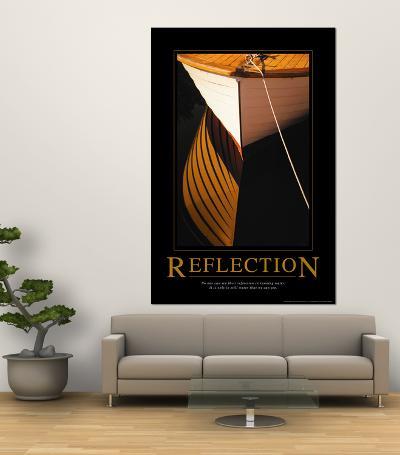 Reflection--Giant Art Print