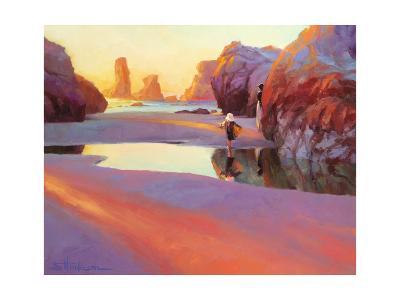 Reflection-Steve Henderson-Giclee Print