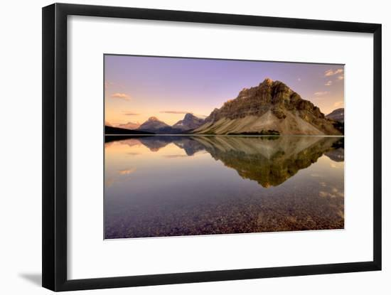 Reflection-Amnon Eichelberg-Framed Photographic Print