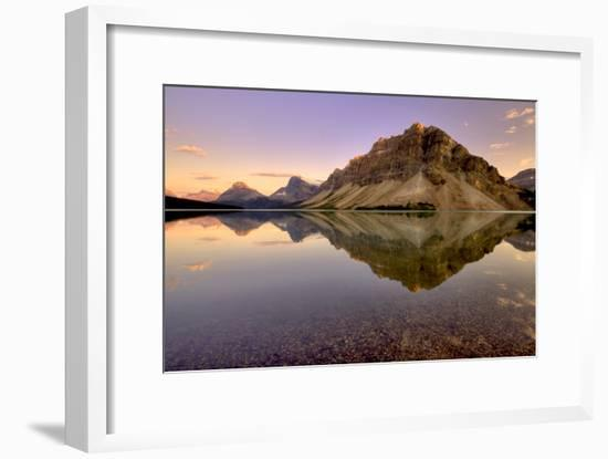 Reflection-Amnon Eichelberg-Framed Photographic Print