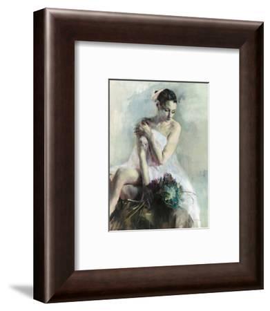 Reflection-Marilyn Hageman-Framed Art Print