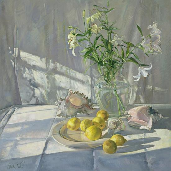 Reflections and Shadows-Timothy Easton-Giclee Print