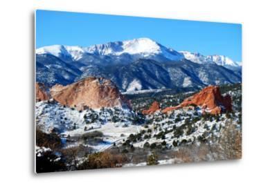 Pikes Peak, Colorado Springs