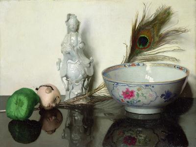 Reflections: China and Japan, 1902-Sir William Orpen-Giclee Print