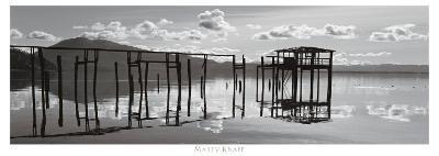 Reflections, Clear Lake-Marty Knapp-Art Print