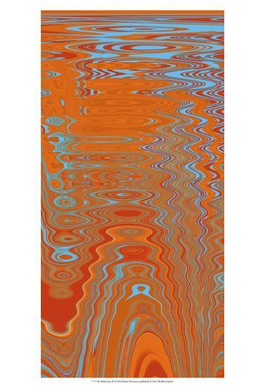 Reflections II-Ricki Mountain-Art Print