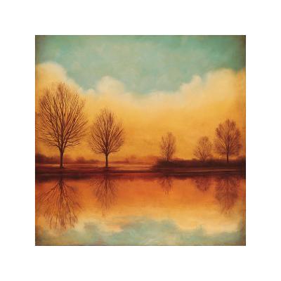 Reflections of Autumn I-Neil Thomas-Giclee Print