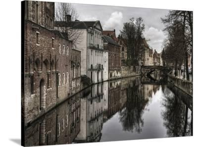 Reflections Of The Past-Yvette Depaepe-Stretched Canvas Print
