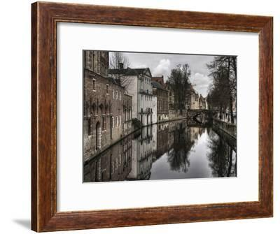Reflections of the Past ...-Yvette Depaepe-Framed Photographic Print