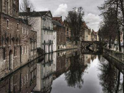 Reflections of the Past ...-Yvette Depaepe-Photographic Print