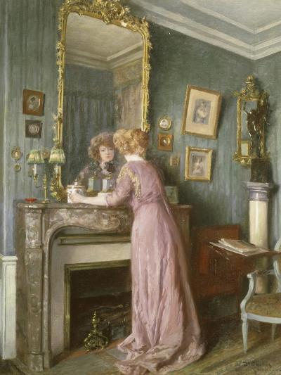 Reflections-Roger Jourdain-Giclee Print