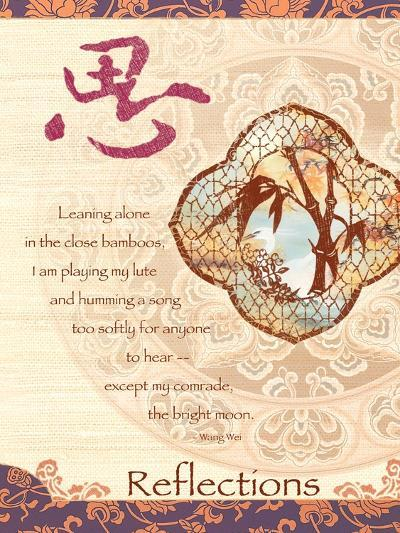 Reflections--Giclee Print