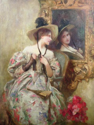 Reflections-Samuel Melton, Fisher-Giclee Print