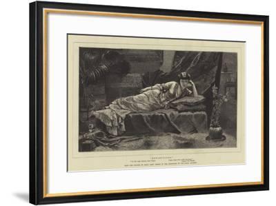 Reflections-Emily Mary Osborn-Framed Giclee Print