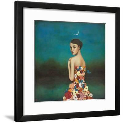 Reflective Nature-Duy Huynh-Framed Art Print