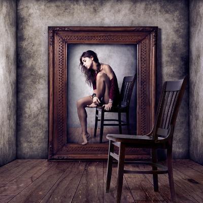 Reflejo-Claudia Mendez-Photographic Print