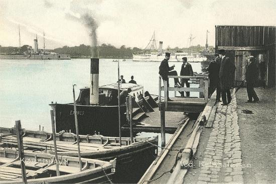 Refshaleoen, Copenhagen Harbor, Denmark--Art Print