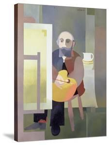 Homage De Douanier Rousseau, 1987 by Reg Cartwright