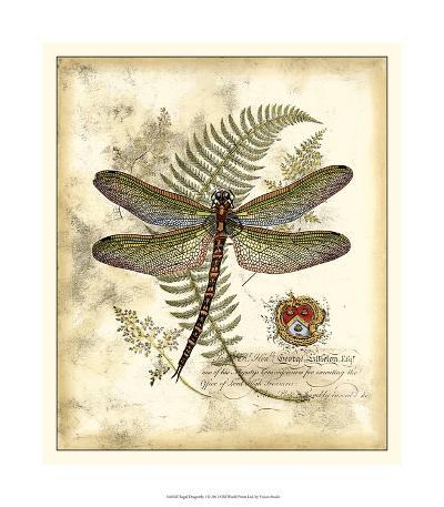 Regal Dragonfly I--Giclee Print