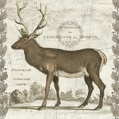Regal Stag Sq-Sue Schlabach-Art Print
