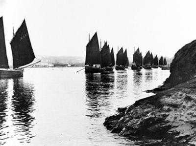 Regatta, Hayle Estuary, C.1890