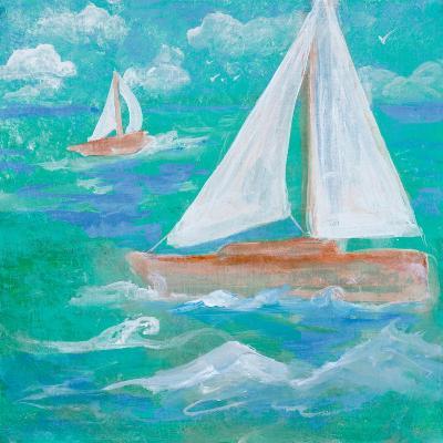 Regatta Winds III-Robin Maria-Art Print