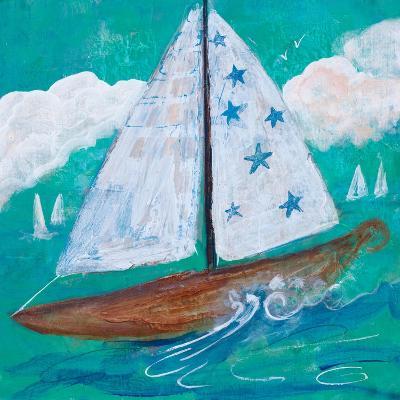 Regatta Winds IV-Robin Maria-Art Print