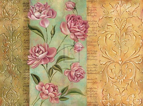 Regency Detail I-Don Tyler-Art Print