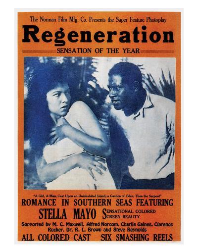 Regeneration - 1923--Giclee Print