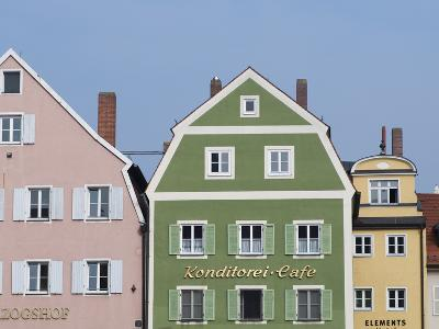 Regensburg, Bavaria, Germany, Europe-Michael Snell-Photographic Print