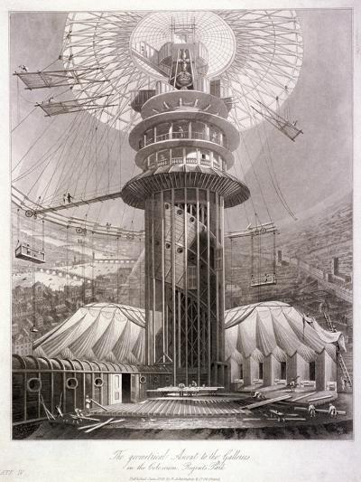 Regent's Park, Marylebone, London, 1829--Giclee Print