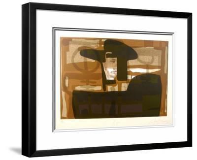 Reggie-Eduardo Arranz-Bravo-Limited Edition Framed Print