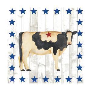 Americana Animals III by Regina Moore