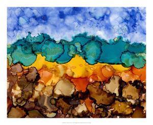 Autumn Terrain I by Regina Moore