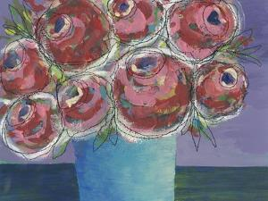 Candy Flowers I by Regina Moore
