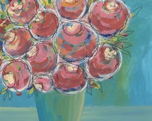 Candy Flowers II by Regina Moore