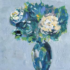 Chaos Floral II by Regina Moore