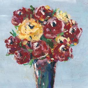 Chaos Floral III by Regina Moore