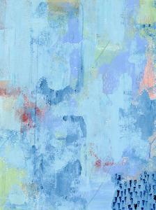 Colored Bleu II by Regina Moore