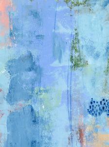 Colored Bleu III by Regina Moore