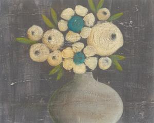 Crackled Bouquet II by Regina Moore