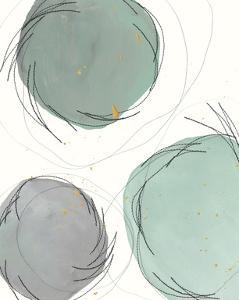 Encircled Orbits II by Regina Moore