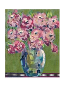 Feisty Floral III by Regina Moore